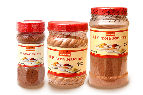 All Purpose Seasoning - 3 jar sizes