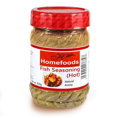 Fish Seasoning - Hot