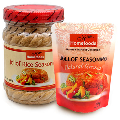 Jollof Rice Seasoning