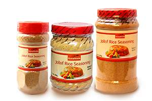 Jollof Seasoning - 3 jar sizes