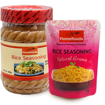 Rice Seasoning