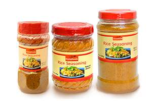 Rice Seasoning - 3 jar sizes